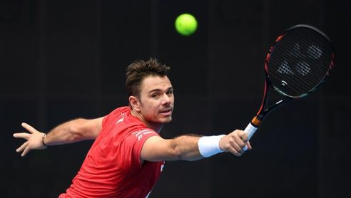 Tallon Griekspoor elimina a Wawrinka en primera ronda