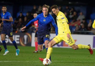 El Villarreal no conoce la victoria en territorio francés