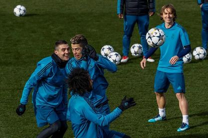 Zidane convoca a toda su plantilla
