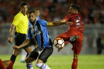 1-1. Independiente y Gremio igualaron y decidirán el título en Porto Alegre
