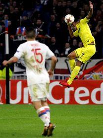 3-1. El Villarreal, contra las cuerdas