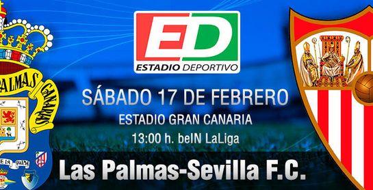 Las Palmas-Sevilla F.C.: Relato de ambición en la isla del tesoro