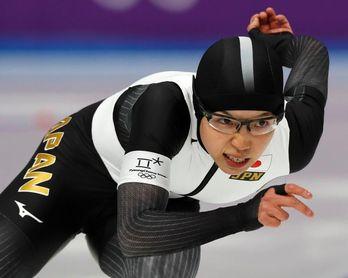 La japonesa Nao Kodaira, oro y récord olímpico en 500 metros