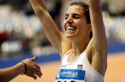 "Marta Pérez: ""Voy al Mundial de Birmingham a luchar por todo"""