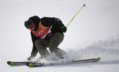 El mexicano Robert Franco, vigésimo séptimo en slopestyle