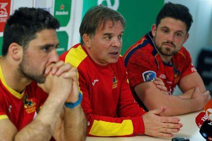 """Santos: """"Tenemos pie y medio en el Mundial pero necesitamos poner otro medio"""""""