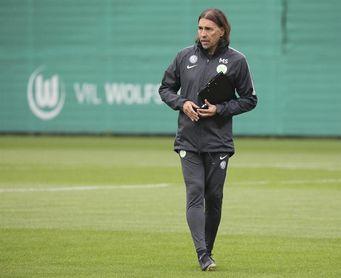 Dimite el entrenador del Wolfsburgo, el suizo Martin Schmidt