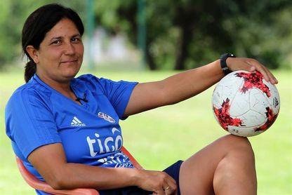 """Epifania Benítez, primera técnica de Paraguay en un Mundial: """"Abriré puertas"""""""