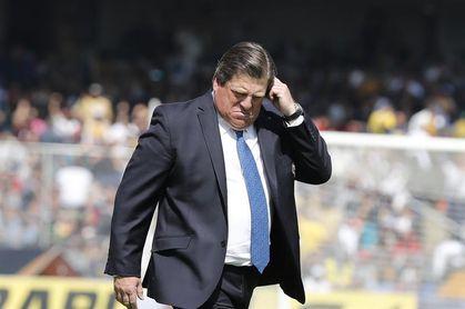 Miguel Herrera afirma que el América usará su mejor plantel ante el Saprissa