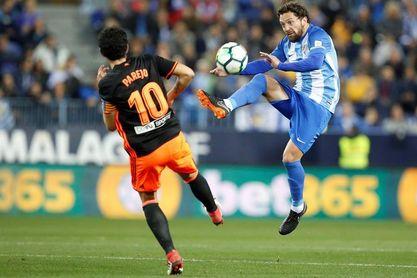 El Valencia es el equipo con más penaltis a favor y los ha marcado todos