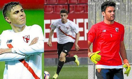 Juan Soriano, Berrocal, Carmona y Pozo, reconocidos por Fútbol Draft