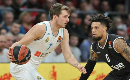 Doncic se perfila como primero del NBA Draft 2018.