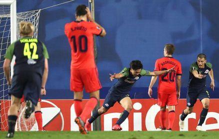 La Real se juega buena parte de la temporada obligada a remontar en Salzburgo