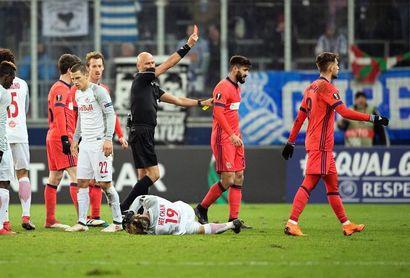 La Real quiere olvidar el fracaso en Europa con la visita a Mestalla