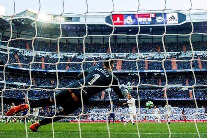 Cristiano tuvo dos gestos hacia Benzema que celebró Zidane