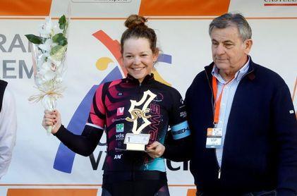 La holandesa Steigenga gana en solitario en Valencia y Bastianelli es líder