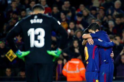 Messi y Luis Suárez disipa las dudas