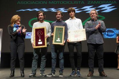 Zamora otorga la medalla de oro y nombra hijo predilecto a título póstumo a Ángel Nieto