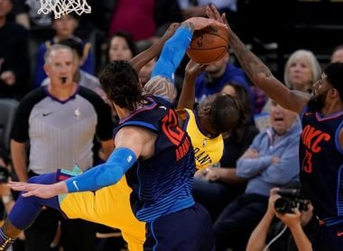 112-80. Durant conduce la victoria de los Warriors