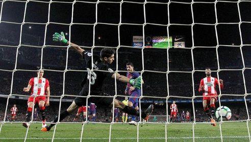 El Barça logra su 32 partido sin perder en Liga, su mejor registro histórico