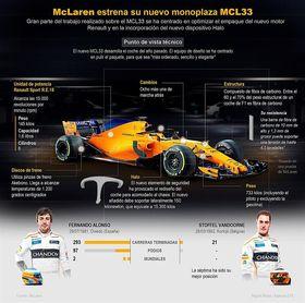 McLaren se quiere acercar a la lucha de Mercedes y Ferrari