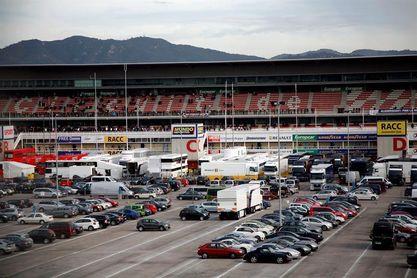 Arranca la pretemporada con el primer ensayo en el Circuit de Barcelona