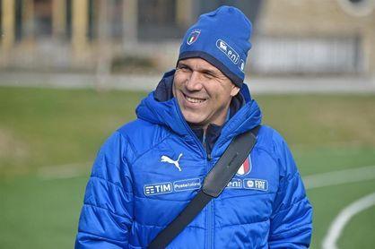 """Di Biagio dice que """"probablemente"""" Buffon seguirá en la selección italiana"""