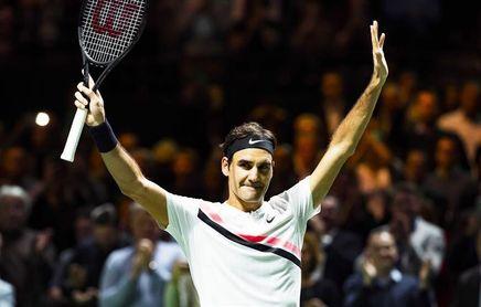 Federer y Nadal continúan en la cima y Verdasco escala posiciones
