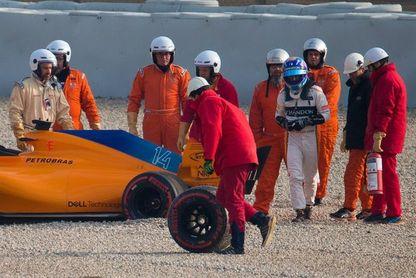 """Fernando Alonso: """"Tenemos un motor (Renault) que no es un experimento"""""""