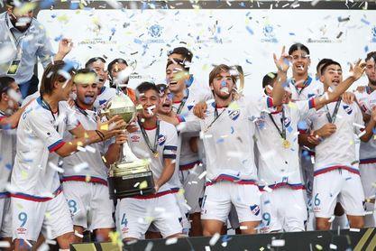 Nacional mantiene el liderato en el Torneo de Apertura tras golear al Cerro
