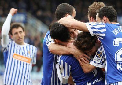 La Real Sociedad brilla en la última década en el Benito Villamarín