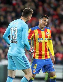 """Neto: """"Hemos hecho un gran partido pero el rival nos ha apretado"""""""