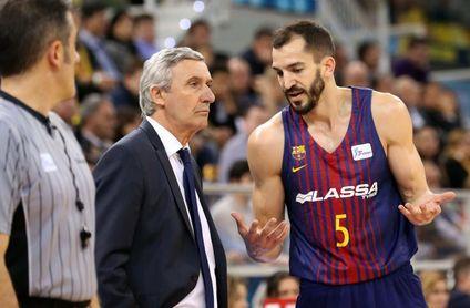 """Pesic: """"Si jugamos un buen baloncesto, es la mejor preparación para la ACB"""""""