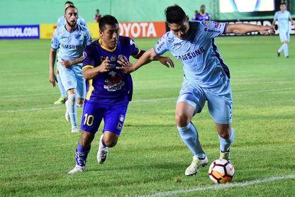 1-1. Bolívar sacó un laborioso empate contra el debutante ecuatoriano Delfín