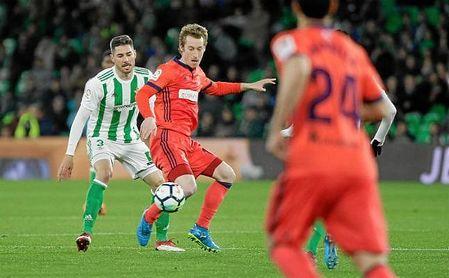 Real Betis-Real Sociedad: Síguelo en directo.