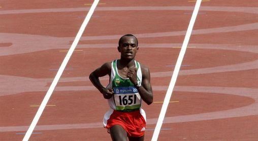 El etíope Tsegay Kebede, bronce en Seúl 2008, gran favorito en Barcelona