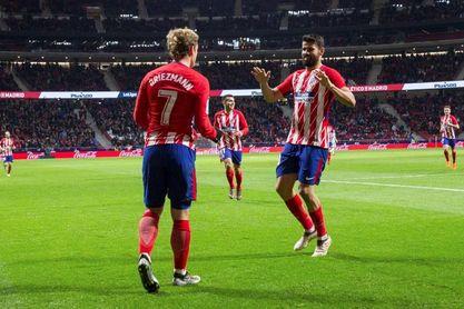 Griezmann, 103 goles con el Atlético