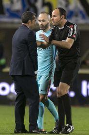 """Iniesta: """"Nos ha penalizado no tener claridad para lograr un segundo gol"""""""