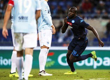 Nápoles-Roma, Lazio-Juventus y Milan-Inter iluminan la jornada de la Serie A