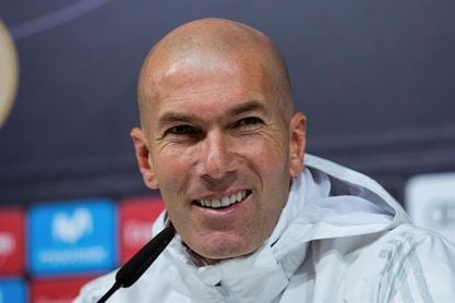 """Zidane entiende el enfado de Isco y destaca su actitud """"espectacular"""""""