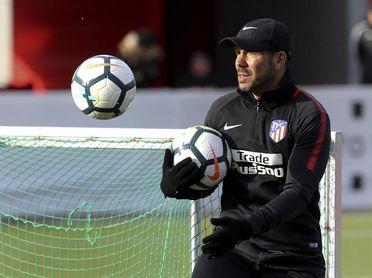 El Atlético de Simeone, 10 visitas, una Liga... y ningún triunfo en el Camp Nou