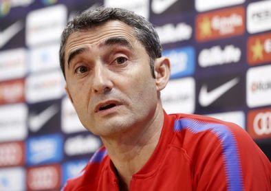 """Valverde: """"El premio es muy jugoso; pondremos toda la carne en el asador"""""""