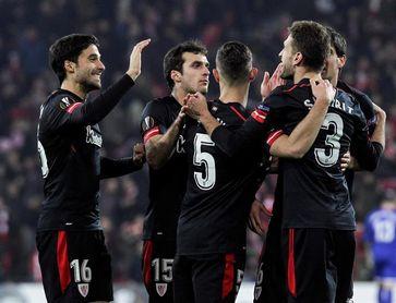 El Athletic ha ganado en dos de sus cinco visitas a Francia