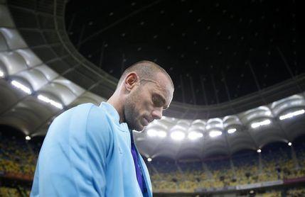 La Federación Holandesa confirma la retirada de Sneijder de la selección