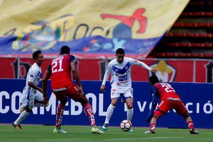 El Nacional privilegia la Sudamericana y Cuenca cede un empate en Ecuador