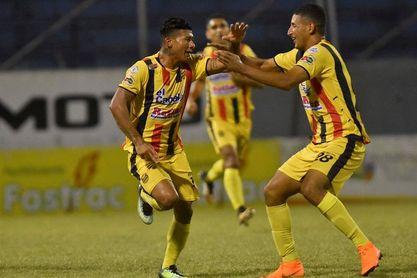 El Real España gana al Honduras Progreso en el inicio de la jornada 11 del Clausura