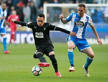 Fabián Orellana estará mes y medio de baja por lesión
