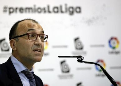 """Javier Gómez: """"La deuda de los clubes con Hacienda bajará a 50 millones en 2020"""""""