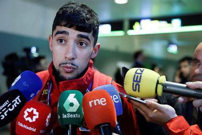 """Saul Ordóñez: """"He conseguido esta medalla con suerte y ganas"""""""
