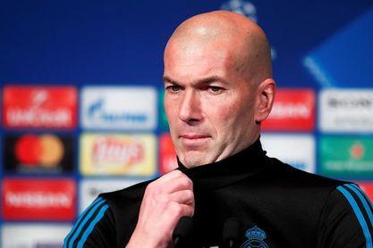 "Zidane: ""Vamos a sufrir"""